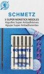 100/16 Super Nonstick Needle : 5ct - Schmetz