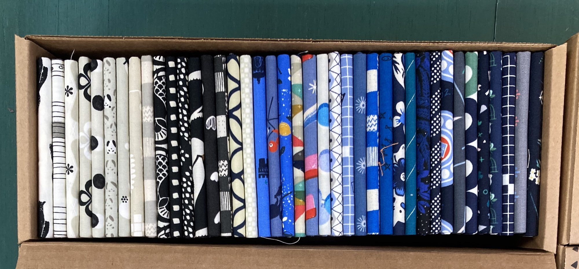 Cotton & Steel Collectors Box (40 Fat Quarters)