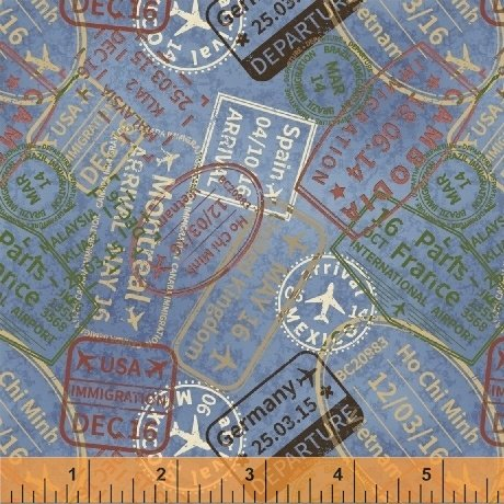 Passport - #50691-1 - By Whistler Studios