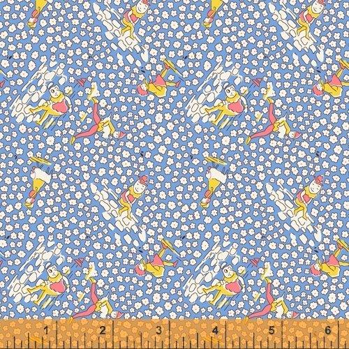 Storybook : Humpty Dumpty Blue - #51977-2 - Whistler Studios