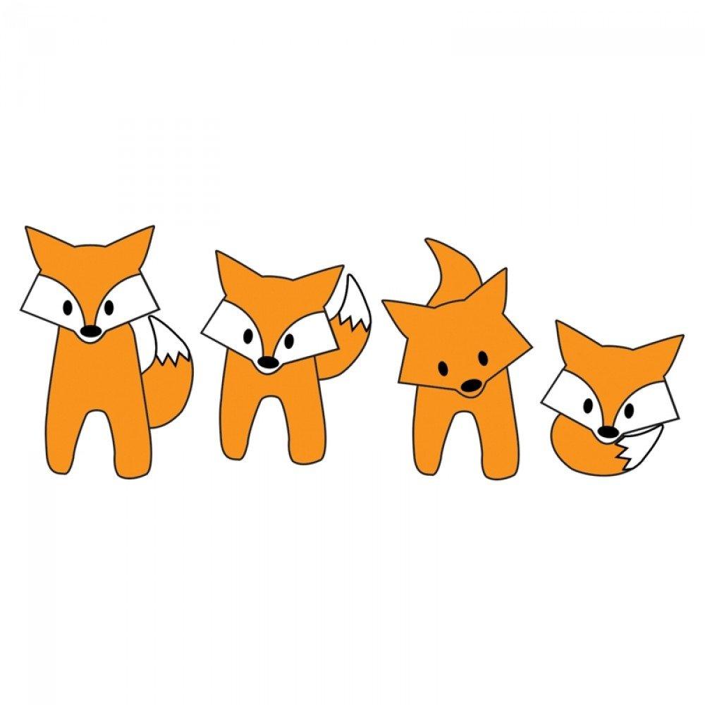 Fox by Lynda Kanase - Sizzix Bigz Die