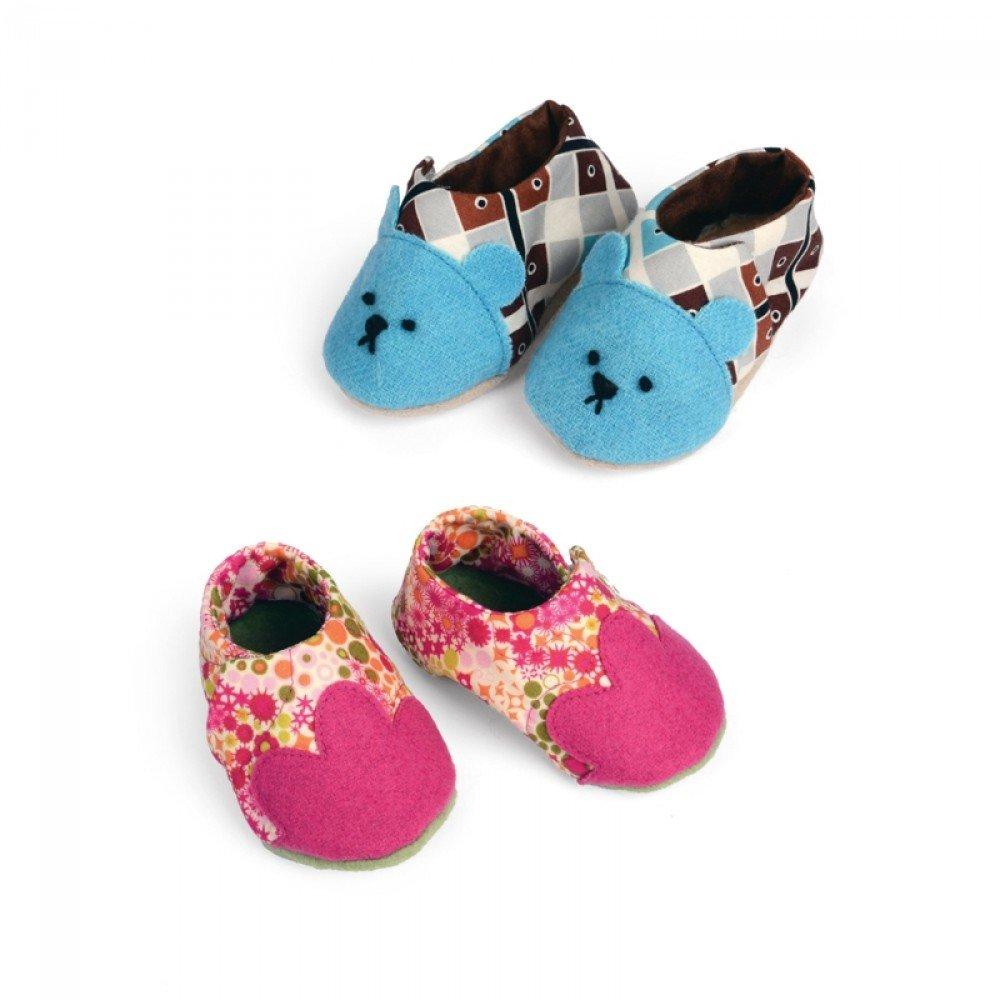 Baby Shoe 3-6 months - Sizzix Bigz Plus Die