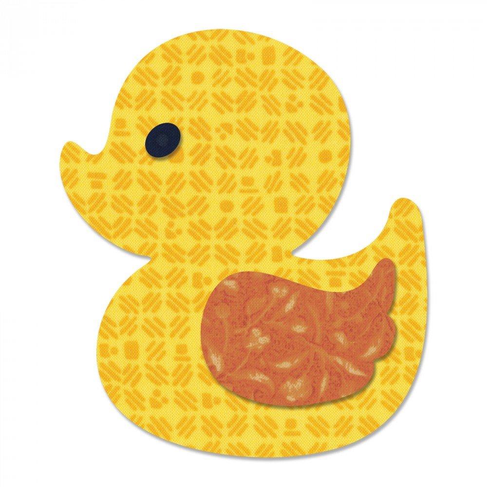 Rubber Ducky #2 by Stu Kilgour - Sizzix Bigz Die