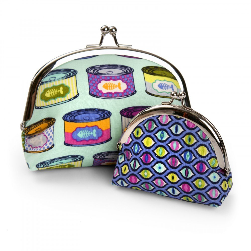 Coin Purse by Sew Sweetness - Sizzix Bigz L Die