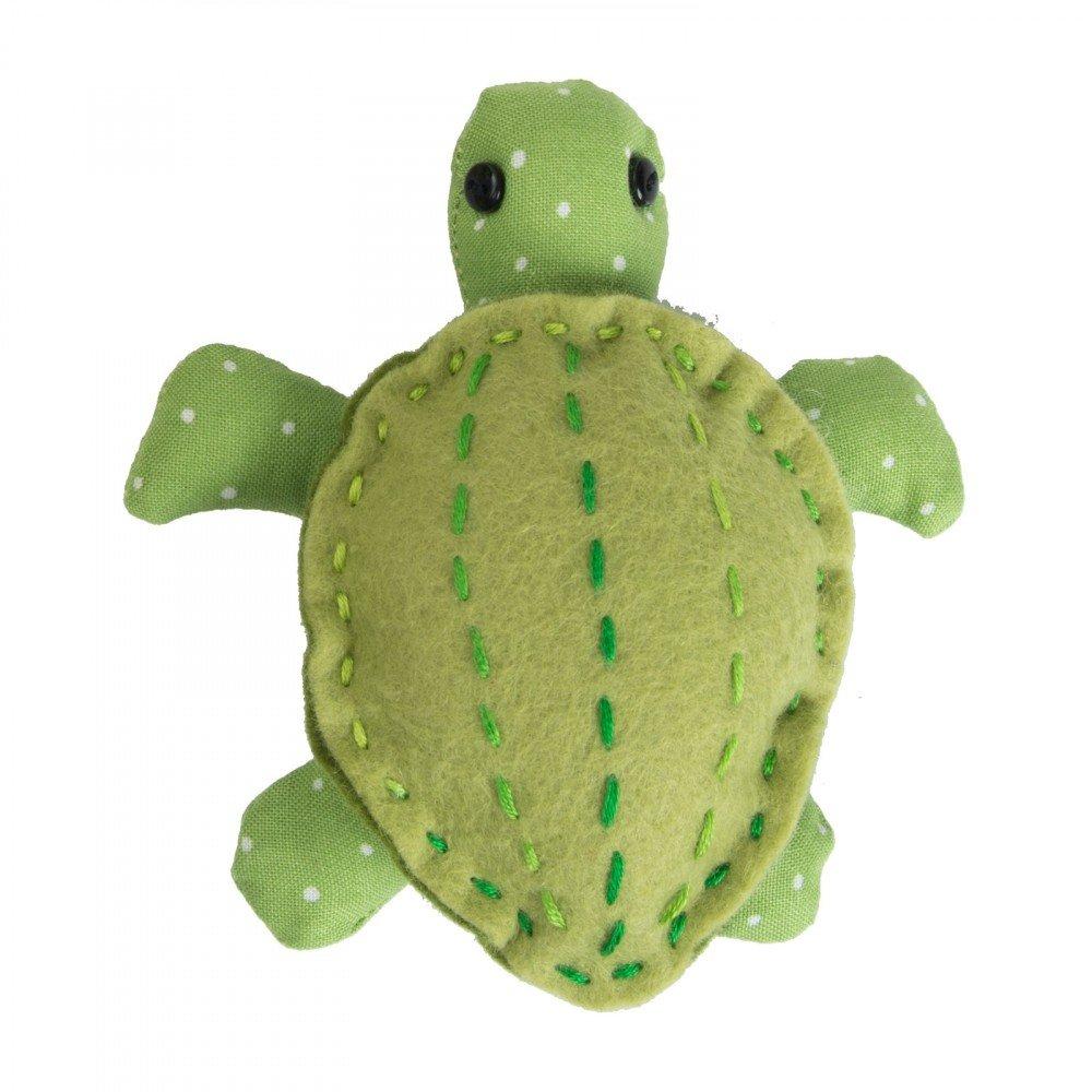 Turtle by Jennifer Jangles - Sizzix Bigz L Die