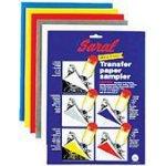 Saral Transfer Paper - 5 Sheet Sampler
