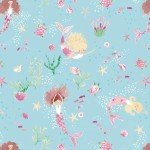 The Girls Collection : Mer-Girls Aqua - #71190110-01 - By Laura Ashley