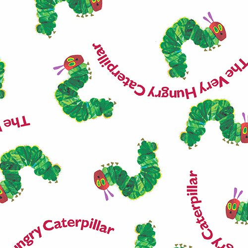 The Very Hungry Caterpillar - #A-7762-G - By Eric Carle
