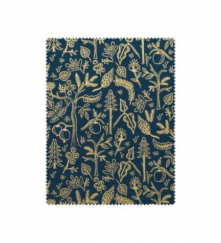 Amalfi - #8045-2 - Black Forest (Navy) - By Rifle Paper Co. for Cotton & Steel