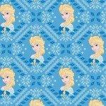 Frozen Alpine Wonder : Elsa Fair Isle Blue - #85190903-03 - Disney