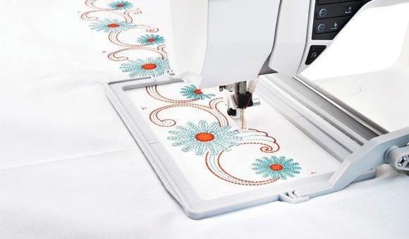 Endless Embroidery Hoop II 180x100mm - Husqvarna Viking