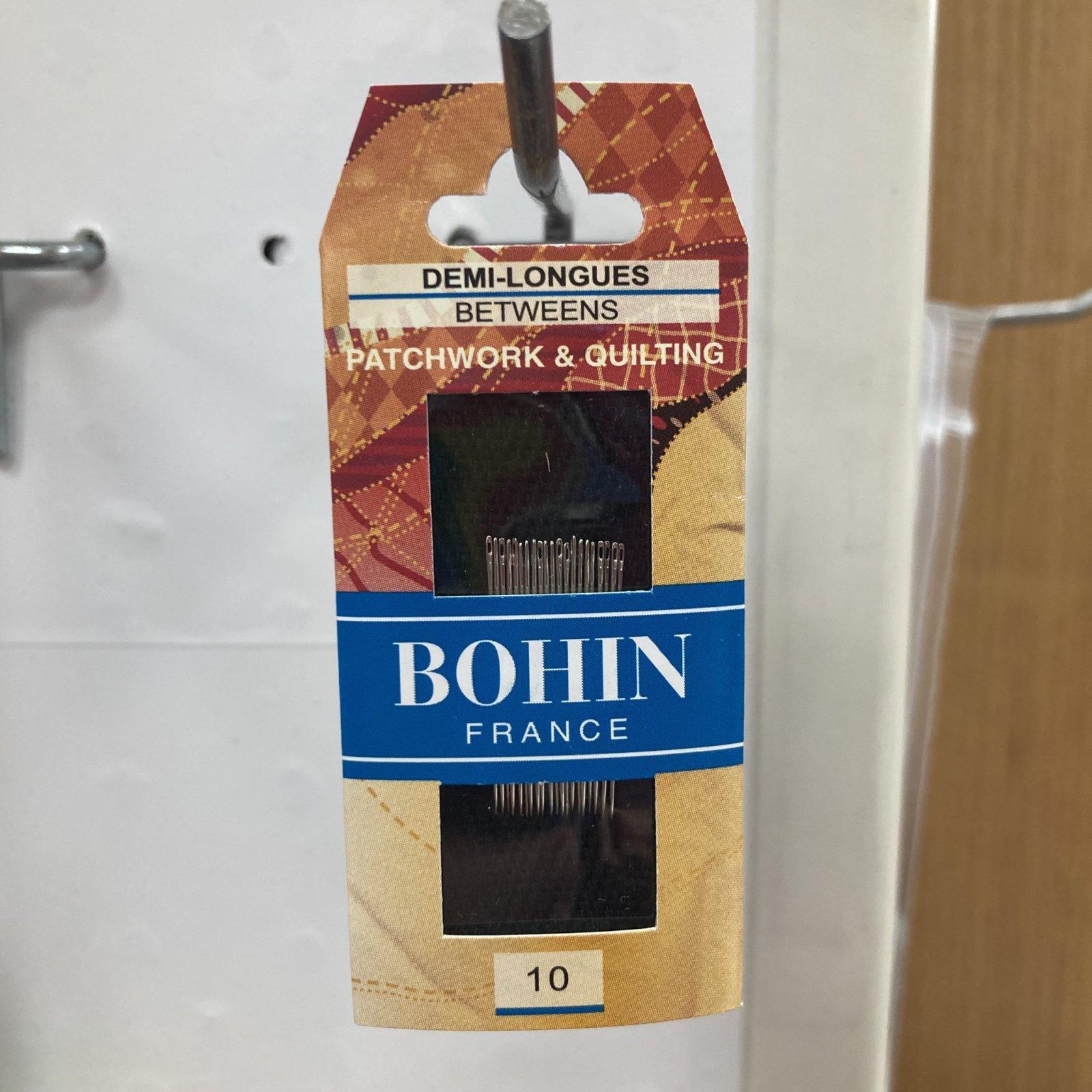 Bohin Betweens Nd Sz 10 20ct