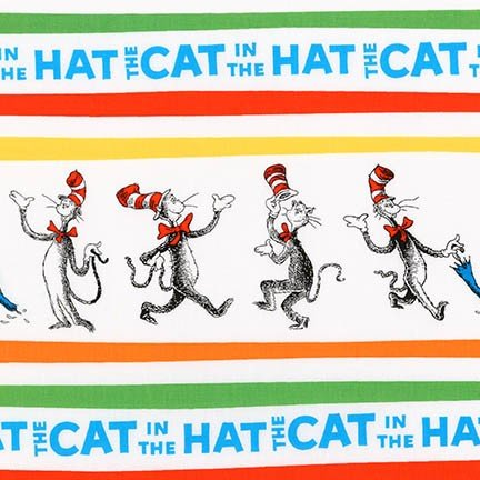 The Cat in the Hat 4 - #ADE-18199-203 - Dr Seuss