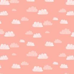 Summer Skies : Blush Summer Clouds - #AE204-GY2 - Alijt Emmens