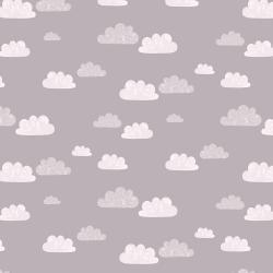 Summer Skies : Gray Summer Clouds - #AE204-GY2 - Alijt Emmens