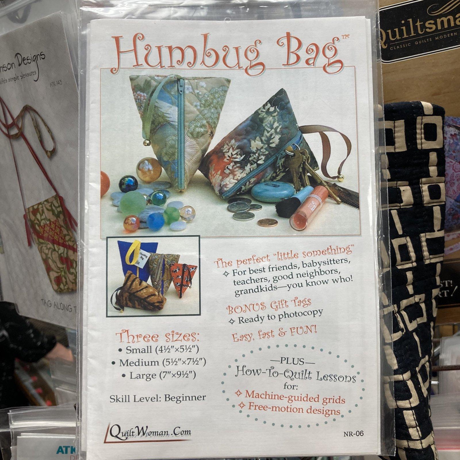 Humbug Bag Pattern