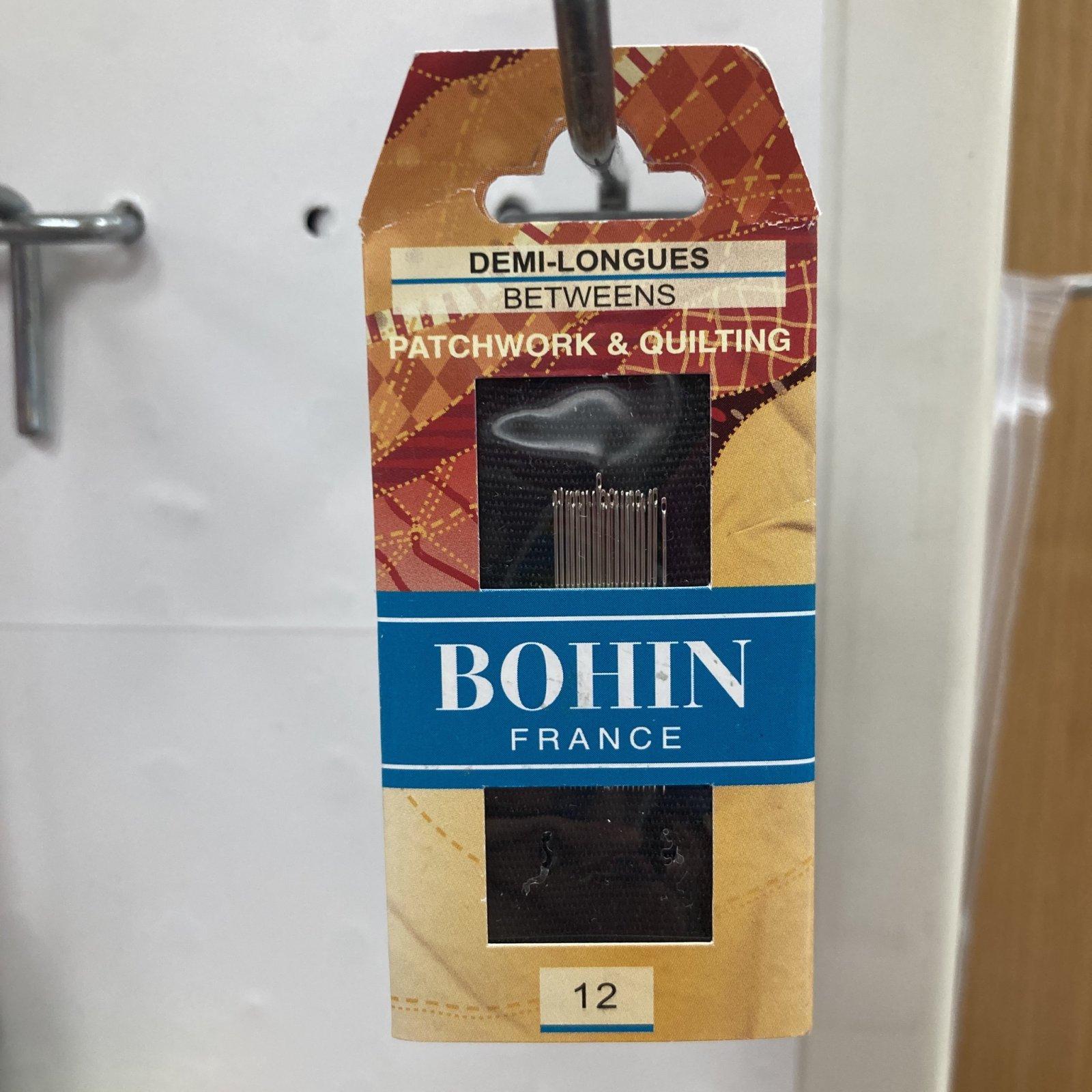 Bohin Betweens Nd Sz 12 20ct