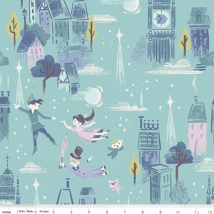 Neverland - #C6570-MINT - By Jill Howarth