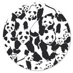 Pandalicious Canvas - Pandalings Pod Assured - #C-10122