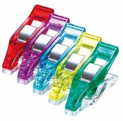 Mini Wonder Clips : Asst. Colors - 50ct - Clover