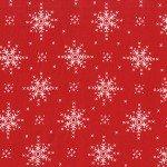 Woodland Winter - #CX7500-SANT-D - Stitch Snowflake
