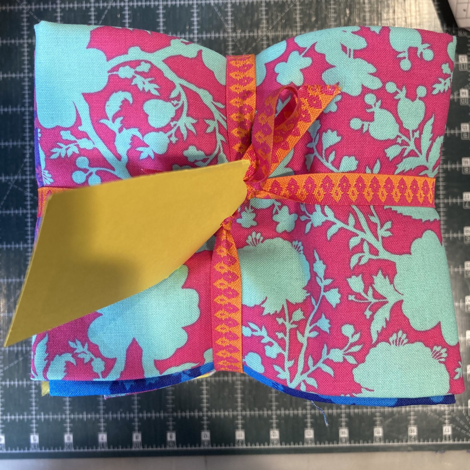 True Colors : Fat Quarter Bundle - 42 pieces - Tula Pink