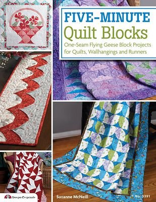 Five-Minute Quilt Blocks