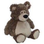 16 Brown Bobby Buddy Bear - Embroider Buddy