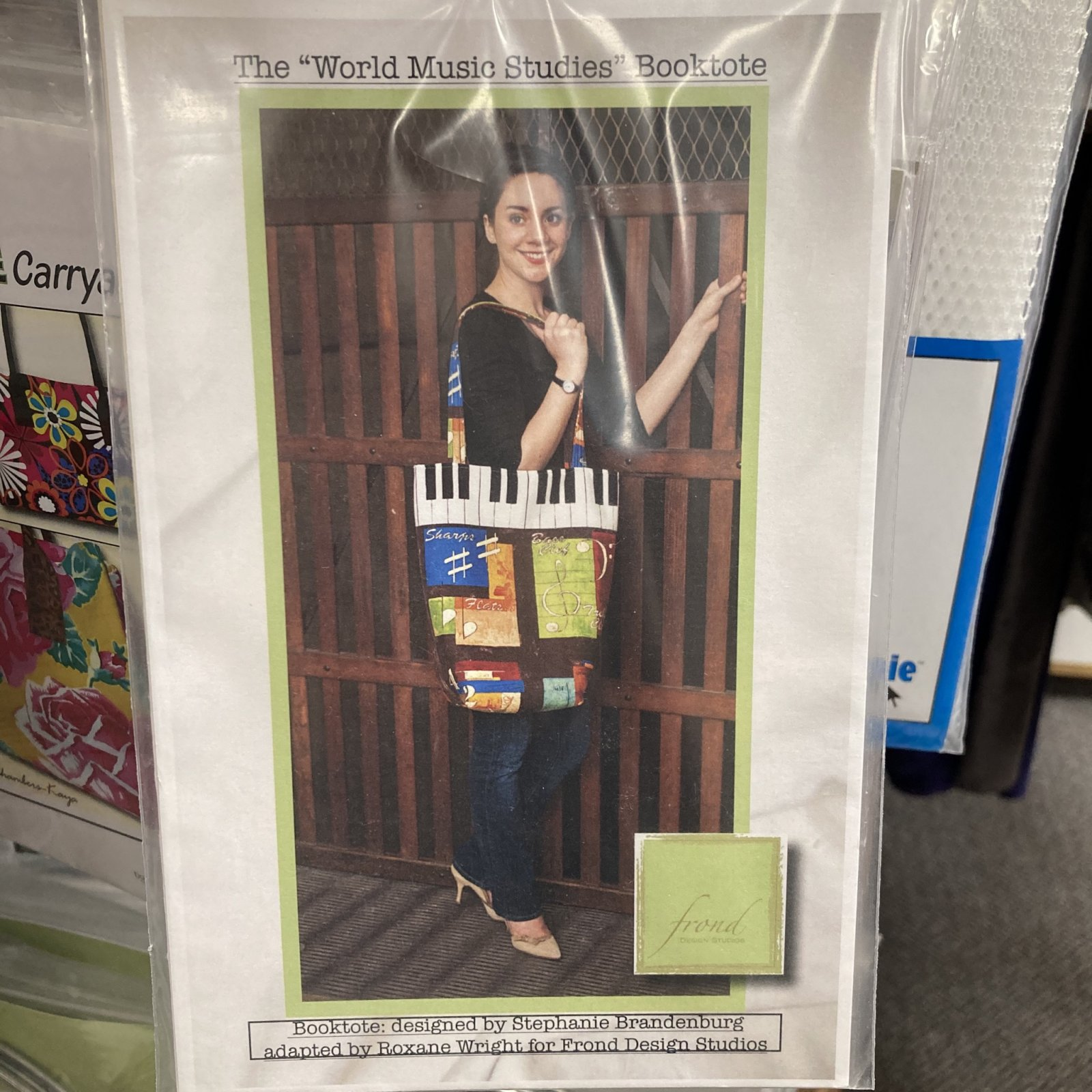 The World Music Studies Booktote