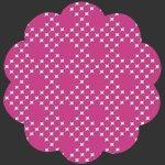 Flower Child - #FCD-67154 - Pixie Dust Glow - By Maureen Cracknell