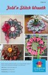 Fold'N Stitch Wreath - Poorhouse Quilt Designs