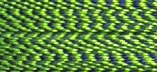Green/Blue - #FU08 - 1,000m 40wt Mixed Rayon/Poly Embroidery Thread - Floriani