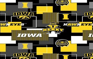 College Prints  - #IA-1115 - University Of Iowa