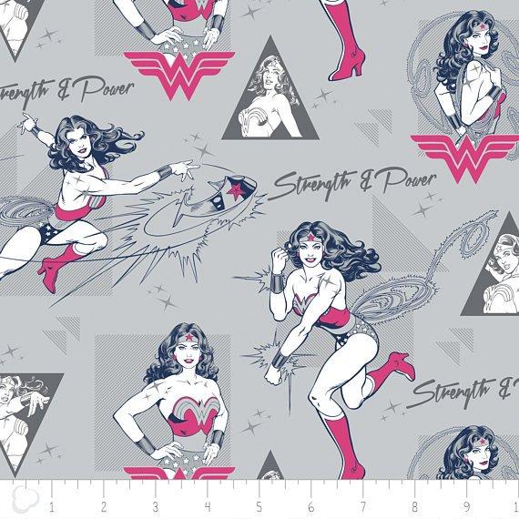 Wonder Woman - Strength & Power - #2340502-03