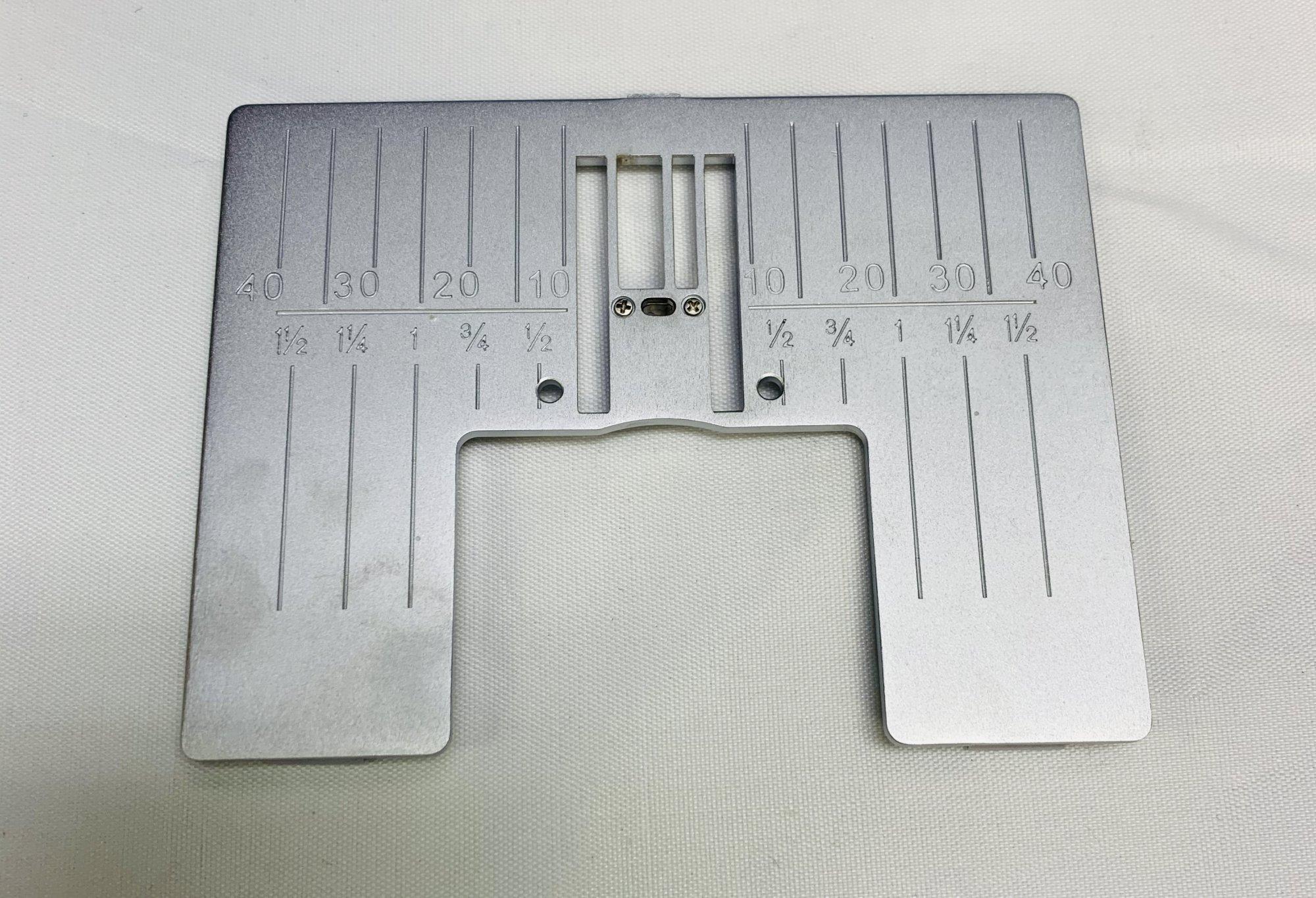 Straight Stitch Plate with Sensor