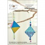 Trilliant Ornament - Dimensional Paper Piecing Kit - Fabriflair