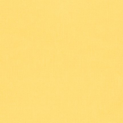 Kona Solid : Lemon - #23