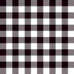 Let Them be Little : Lumberjack Plaid Black - Designer Knits - #K9176-BLACK - By Simple Simon & Company