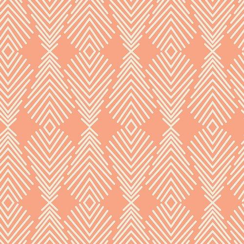 Plumage Apricot - Winged - Bonnie Christine - Knit