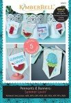 Summer Lovin' Pennants & Banners - Machine Embroidery - Kimberbell