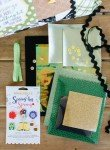 Kimberbellishments : Luck o' the Gnome Bench Pillow Embellishment Kit - Kimberbell