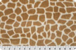 Luxe Cuddle : Giraffe - 58/60 - #LCGIR-Natural/tan