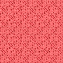 Kimberbell Basics : Dotted Circles Peachy Pink - #MAS8241-CP - Kimberbell Designs
