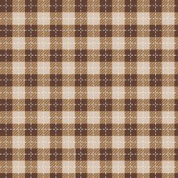 We Whisk You a Merry Christmas! : Buffalo Plaid Brown - #MAS9673-A - Kimberbell Designs