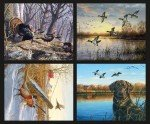 Fish & Fowl : Fowl pillow Panel - 36 x 43 - P8729-FOWLPILLOW (276)