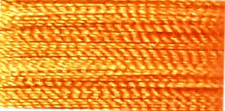 Pale Orange - #PF0594 - 1,000m 40wt Polyester Embroidery Thread - Floriani