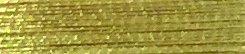 True Gold - #PTG3 - 800M Metallic Embroidery Thread - Floriani