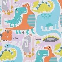Monkey's Bizness - Dino-Mite! Natural/Soft - #8684A