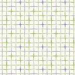 Little Darlings : Check Green - #04160-G - Sillier than Sally Designs