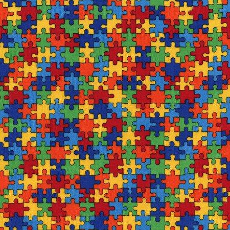 Multi Rainbow Puzzle - #PUZZLE-C1653 MULTI